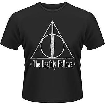 Deathly hallows t-shirt M