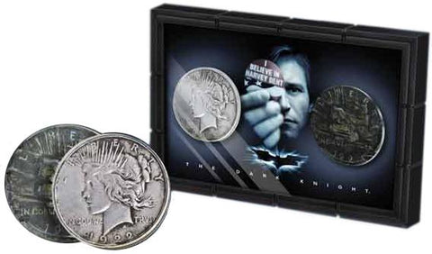 Harvey dent 2 face coins