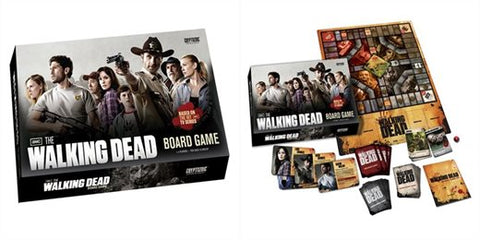 SALE Walking dead board game