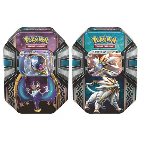 Pokemon spring tins 2017