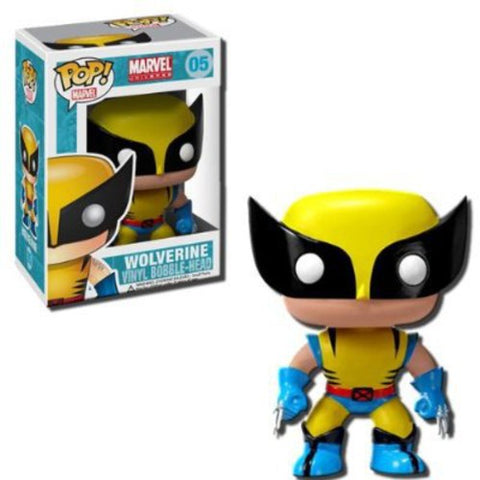 Wolverine std pop