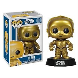 Star Wars C3PO standard pop