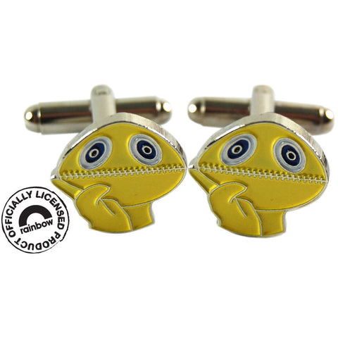 Zippy cufflinks
