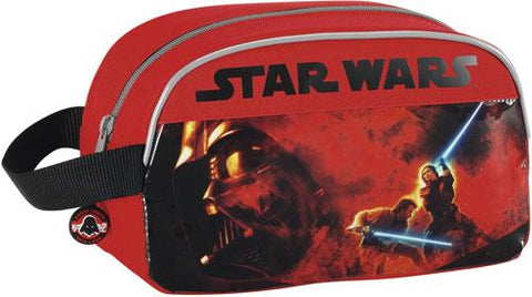 Star wars red washbag