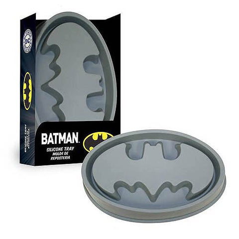 Batman silicone baking tray