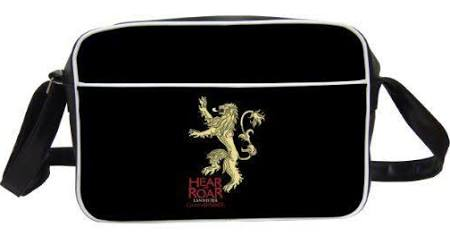 Lannister messenger bag