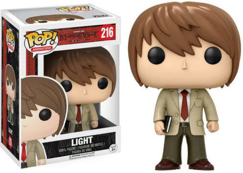 Deathnote Light std pop