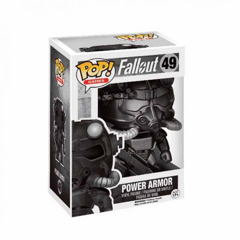 Power armour excl. pop