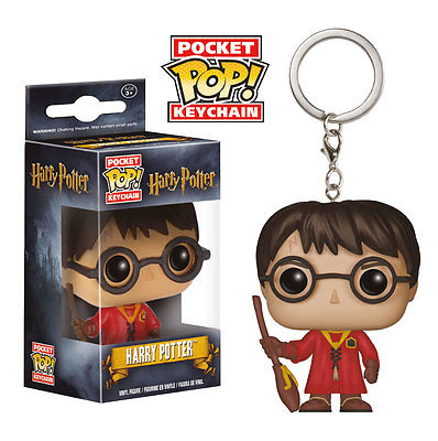 Harry Quidditch pocket pop
