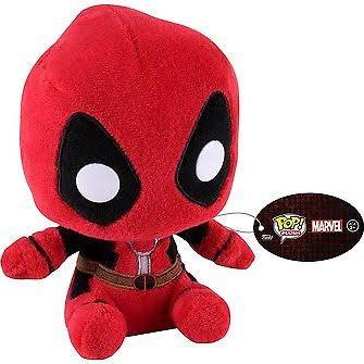 Deadpool funko plush