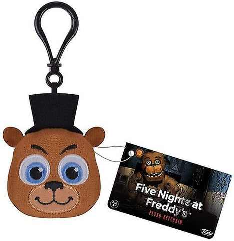FNAF Freddy plush keyclip