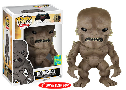 BvS Doomsday SDCC oversized pop