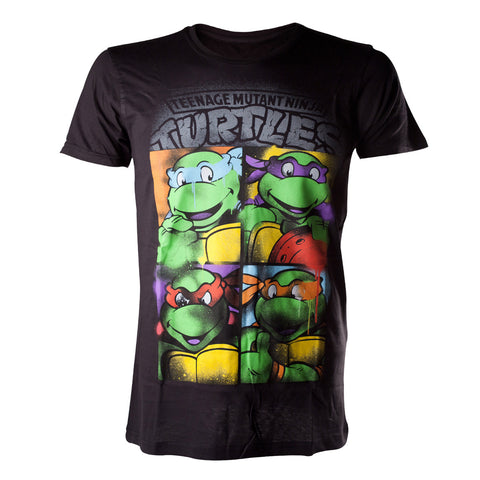 SALE TMNT graffiti t-shirt M