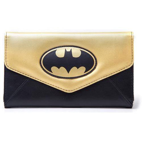 Batman envelope purse