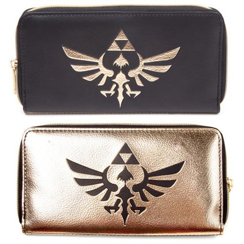 Zelda mirror wallet