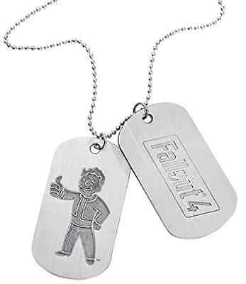 Fallout pair of dogtags