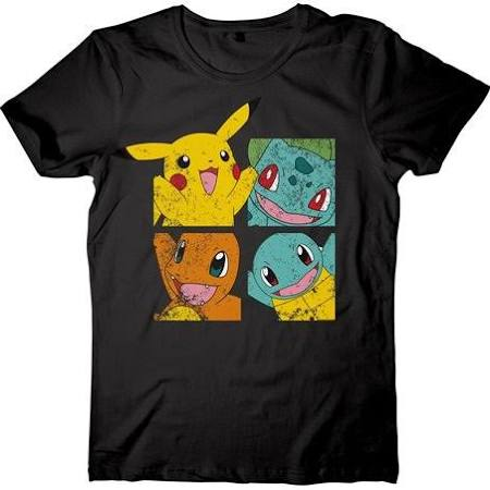 Pokemon frontprint T 2XL