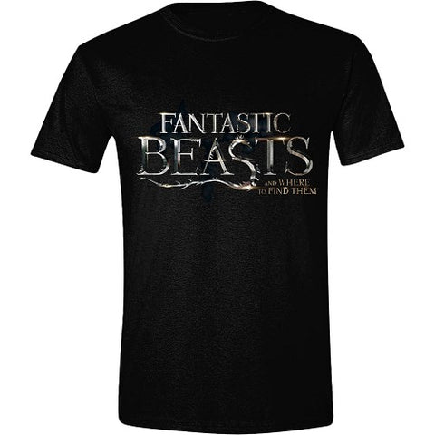 Fantastic beasts t-shirt L