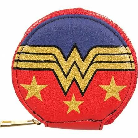 Wonder Woman coin purse