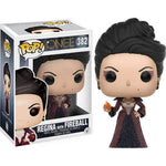 Regina w/fireball std pop