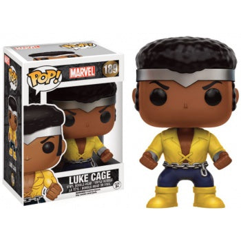 Luke Cage excl pop
