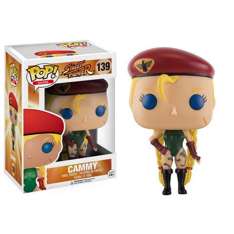 Cammy std pop