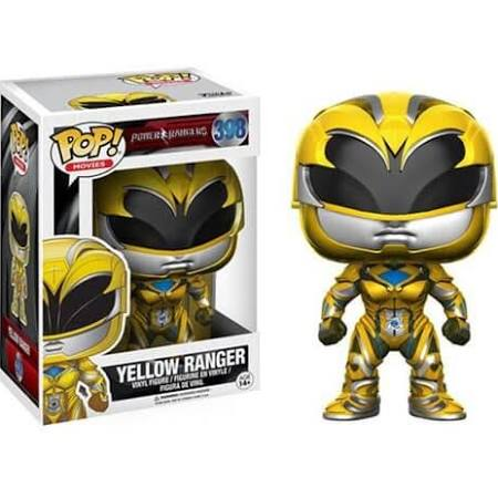 Yellow Ranger Movie std pop