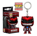 Red Ranger pocket pop