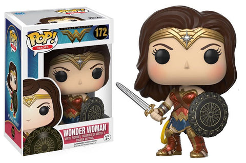 Wonder Woman film std pop