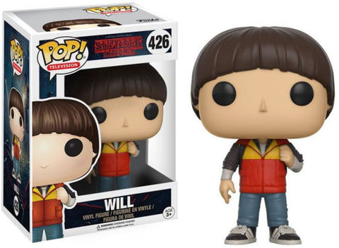 Will Stranger Things std pop