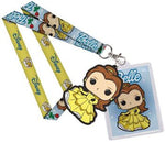 Belle pop lanyard