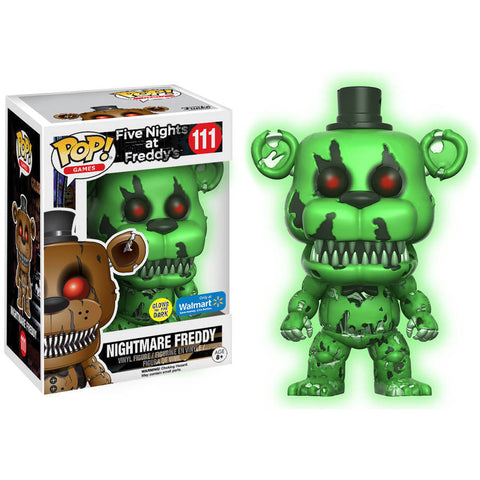 FNAF GITD Nightmare Freddy