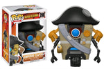 Emperor Claptrap std pop