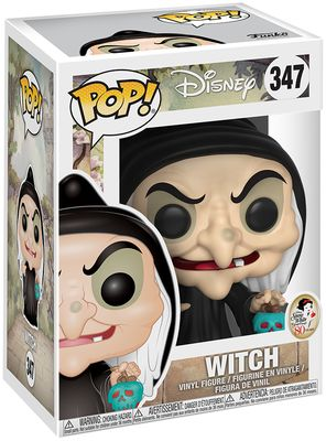 Witch snow white std pop