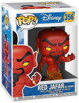 Aladdin:Red Jafar(as genie)