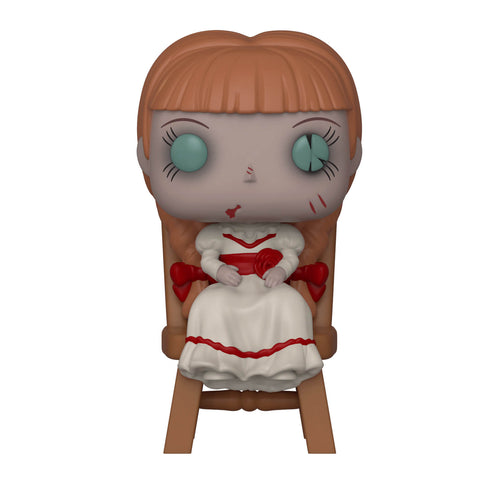 Annabelle in chair std pop