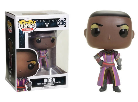 Destiny Ikora std pop