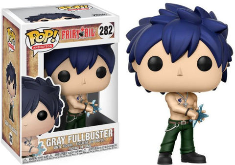 Gray Fairytail std pop