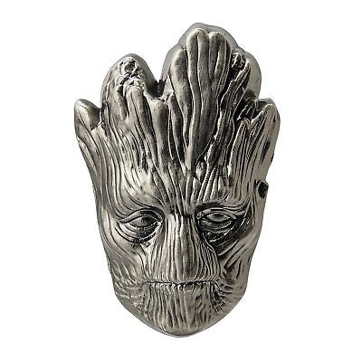 Groot Pewter badge