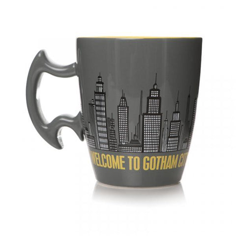 Batman city mug