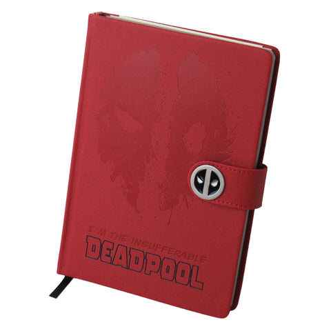 Deadpool premium notebook 2
