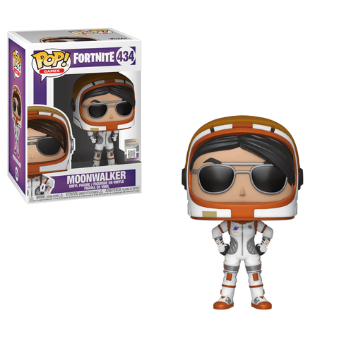 Fortnite Moonwalker Pop Vinyl