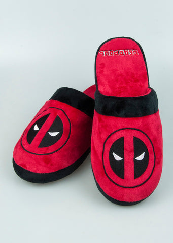 Deadpool logo Slippers