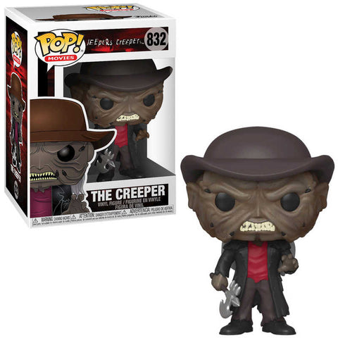 Jeepers creepers The Creeper std pop