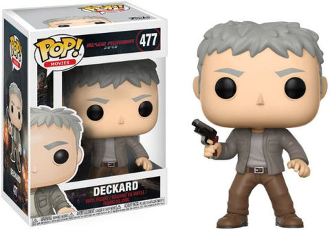 Blade Runner Deckard std pop