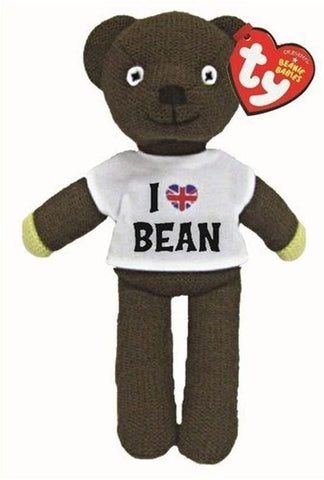 Mr Bean TY Teddy with Tee