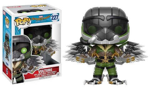 Vulture homecoming std pop