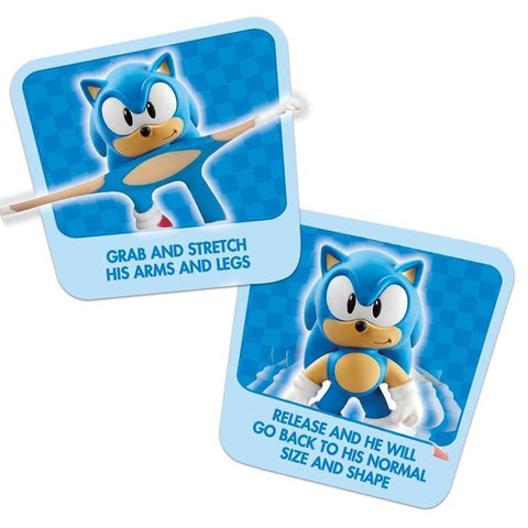 Sonic The Hedgehog Stretch