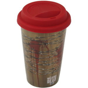 The Walking Dead Lucille travel mug