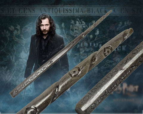 Sirius blacks boxed wand